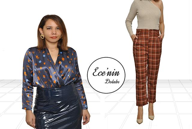 Ece'nin Dolabı Bayan Giyim de Trend Moda